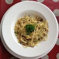 Photo taken at La Cocina Restaurant & Tapas Bar by ShengYen N. on 10/16/2013