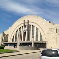 Photo taken at Cincinnati Museum Center at Union Terminal by Jim G. on 5/27/2013