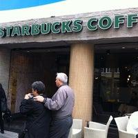 Photo taken at Starbucks Reserve by Erçin Ö. on 11/3/2012