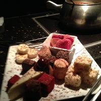 Photo taken at The Melting Pot by Samantha E. on 3/5/2013