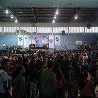Photo taken at Colegio José Daniel Crespo by Miguel E. on 1/17/2013