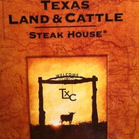 Photo taken at Texas Land & Cattle by Carly M. on 10/14/2012