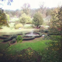 Photo taken at Greensboro Arboretum by Meredith S. on 10/27/2012