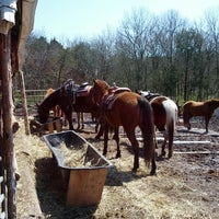 Photo taken at Juro Stables by Patrick A. on 4/1/2013