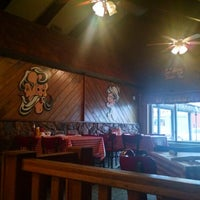 Photo taken at Dogpatch Restaurant by Mike H. on 10/1/2014