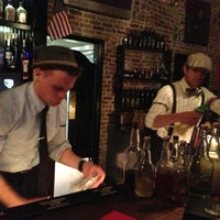 Photo taken at Gaslamp Speakeasy by Nathan V. on 7/14/2013