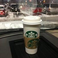 Photo taken at Starbucks by John S. on 1/27/2013
