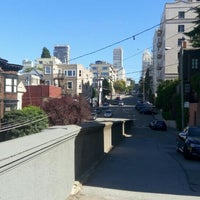 Photo taken at Russian Hill by Adam G. on 6/25/2016