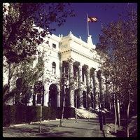 Photo taken at Bolsa de Madrid by Fran M. on 10/28/2012