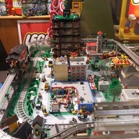 Photo taken at Lego Store by Mike T. on 12/2/2012
