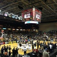 Photo taken at CFE Arena by Chris K. on 3/2/2013