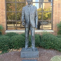 Photo taken at Birmingham Civil Rights Institute by Russell G. on 11/2/2012