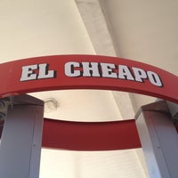 Photo taken at El Cheapo by Marty F. on 3/15/2013