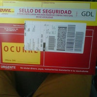 Photo taken at DHL Express by Michel B. on 6/20/2013