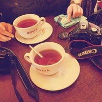 Photo taken at Costa Coffee by Аз Убих А. on 3/10/2013
