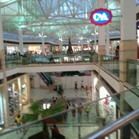 Photo taken at Shopping Campo Grande by Fábio F. on 1/3/2013