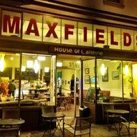 Photo taken at Maxfield's House of Caffeine by Tivon on 10/9/2012