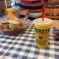 Photo taken at Dickey's by James W. on 11/21/2015
