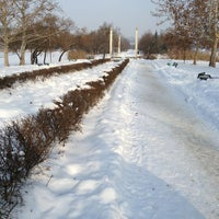 "Photo taken at Parcul ""La Izvor"" by Anna BabyBoom I. on 12/25/2012"