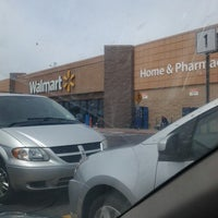 Photo taken at Walmart by Brad H. on 5/14/2013