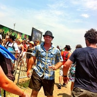 Photo taken at That Tent at Bonnaroo Music & Arts Festival by AJ V. on 6/16/2013
