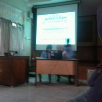 Photo taken at PKMU unnes by Oemar D. on 10/16/2012