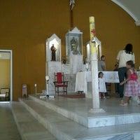Photo taken at Igreja Matriz Nossa Senhora dos Aflitos by Priscila O. on 4/28/2013