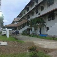 Photo taken at Universidad Especializada de las Américas (UDELAS) by Aura M. on 10/20/2012