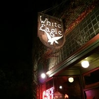 Photo taken at McMenamins White Eagle Saloon & Hotel by Mike R. on 10/7/2013