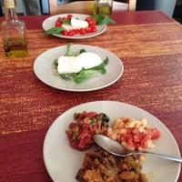 Photo taken at Piccola Cucina Italiana by Frida on 8/15/2013