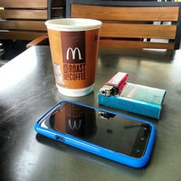 Photo taken at McDonald's & McCafé by rick on 2/23/2013