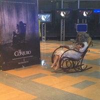 Photo taken at Cinex by Cori D. on 9/27/2013