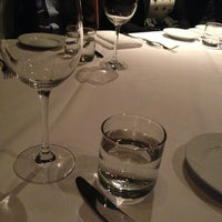 Photo taken at Trib Steakhouse by Liam W. on 3/8/2013