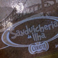 Photo taken at Sanduicheria da Ilha by Marcel C. on 11/30/2013