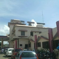 Photo taken at Thrissur Railway Station by Sujith R. on 12/18/2012