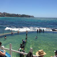 Photo taken at Bronte Beach Pool by Jay A. on 1/4/2013