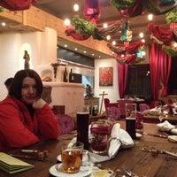 Photo taken at Hotel Tirolerhof by Evgeny K. on 2/24/2014