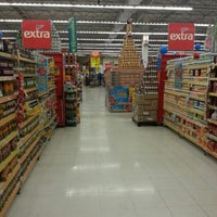 Photo taken at Extra by Carlos M. on 11/8/2012