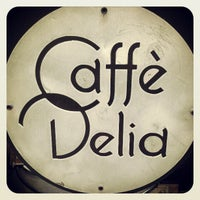 Photo taken at Caffe Delia by Eric 'Otis' S. on 3/30/2013