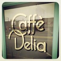 Photo taken at Caffe Delia by Eric 'Otis' S. on 4/2/2014