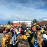Photo taken at Arapahoe High School by Bill B. on 12/28/2013