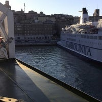 Photo taken at Ancona Ferries Terminal by Marat A. on 9/4/2013