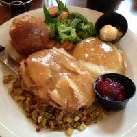 Photo taken at Perkins Restaurant & Bakery by Amanda A. on 10/26/2012