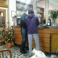 Photo taken at Ristorante Gran Sasso by Berardo D. on 1/6/2013