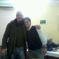 Photo taken at Ristorante Gran Sasso by Berardo D. on 12/4/2012