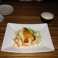Photo taken at Sushi Yama by Francisco M. on 1/6/2013