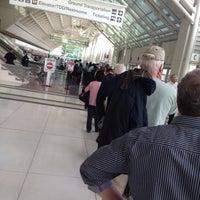 Photo taken at TSA Security Line by Bernard H. on 4/29/2013