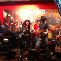 Photo taken at Jazz Time by Ada M. on 3/27/2013