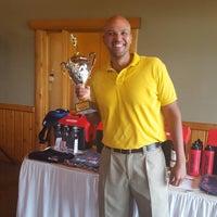 Photo taken at Far Oaks Golf Club by Nate J. on 8/22/2015