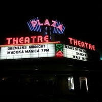 Photo taken at Plaza Theatre by Dawn J. on 12/15/2012